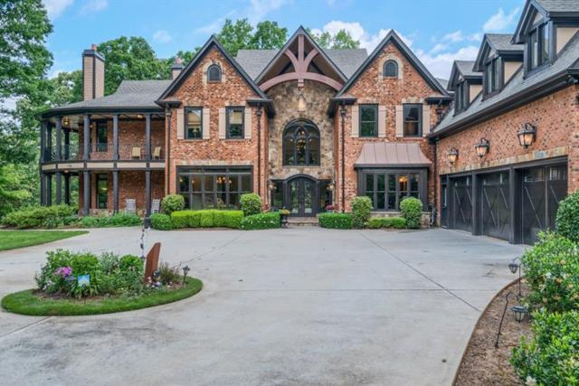 6678 Gaines Ferry Road, Flowery Branch, GA 30542 (MLS #6029858) :: The Holly Purcell Group