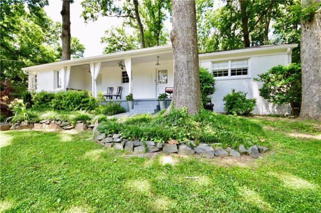 1499 Lively Ridge Road NE, Atlanta, GA 30329 (MLS #6029893) :: Iconic Living Real Estate Professionals