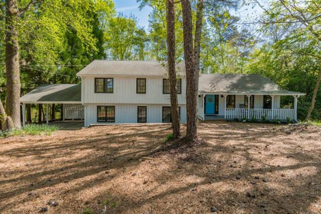 4285 S Berkeley Lake Road NW, Berkeley Lake, GA 30096 (MLS #6029928) :: North Atlanta Home Team