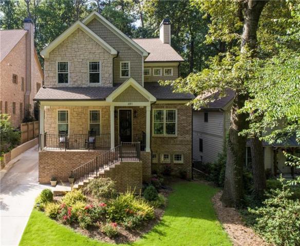 691 Norfleet Road NW, Atlanta, GA 30305 (MLS #6030001) :: RE/MAX Paramount Properties