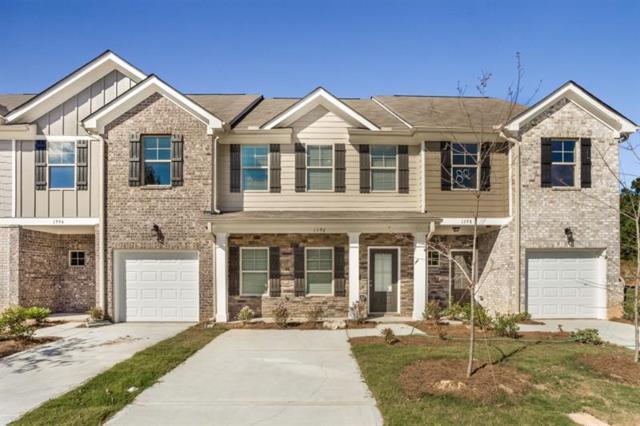 1595 Iris Walk #152, Jonesboro, GA 30238 (MLS #6030031) :: RE/MAX Paramount Properties