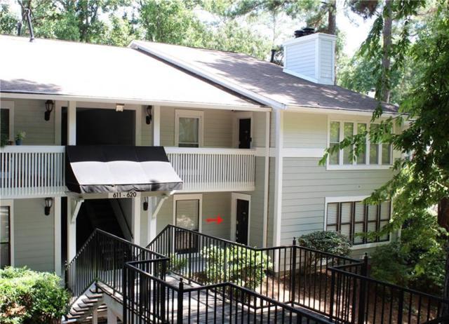 613 Summit North Drive NE #613, Atlanta, GA 30324 (MLS #6030431) :: North Atlanta Home Team