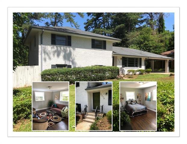 2279 Columbia Drive, Decatur, GA 30032 (MLS #6030512) :: Iconic Living Real Estate Professionals