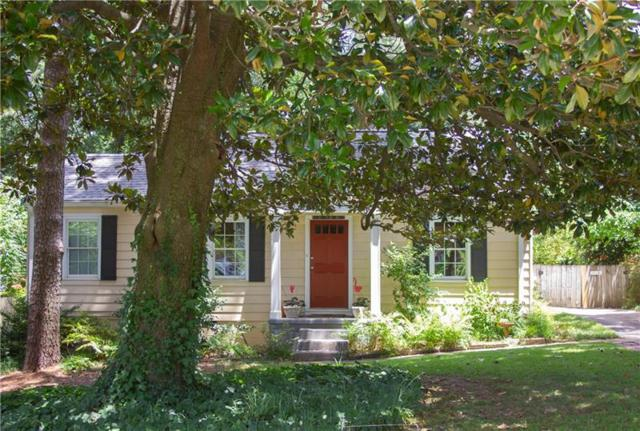861 Sycamore Drive, Decatur, GA 30030 (MLS #6030555) :: North Atlanta Home Team