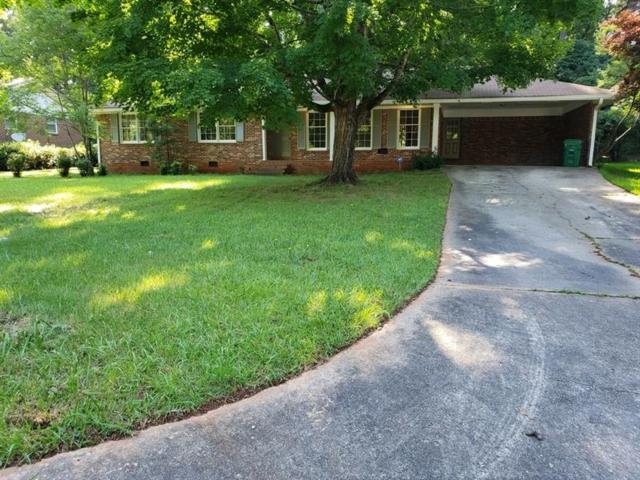 477 Mountain Park Trail, Stone Mountain, GA 30087 (MLS #6030647) :: Iconic Living Real Estate Professionals