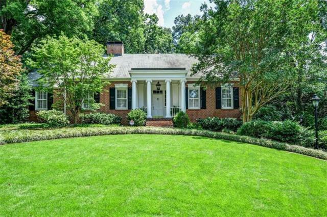 1183 Bellaire Drive NE, Atlanta, GA 30319 (MLS #6030736) :: North Atlanta Home Team