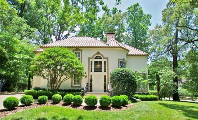 861 E Rock Springs Road NE, Atlanta, GA 30306 (MLS #6030751) :: Dillard and Company Realty Group