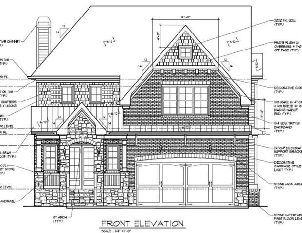 1498 Walker Street SE, Smyrna, GA 30080 (MLS #6030803) :: North Atlanta Home Team