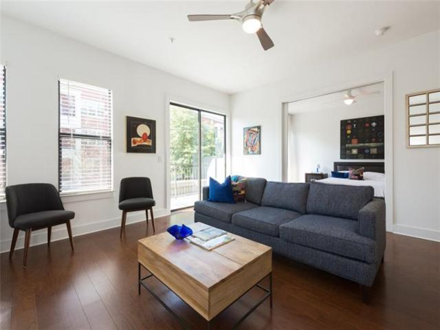 200 N Highland Avenue NE #206, Atlanta, GA 30307 (MLS #6030843) :: The Zac Team @ RE/MAX Metro Atlanta