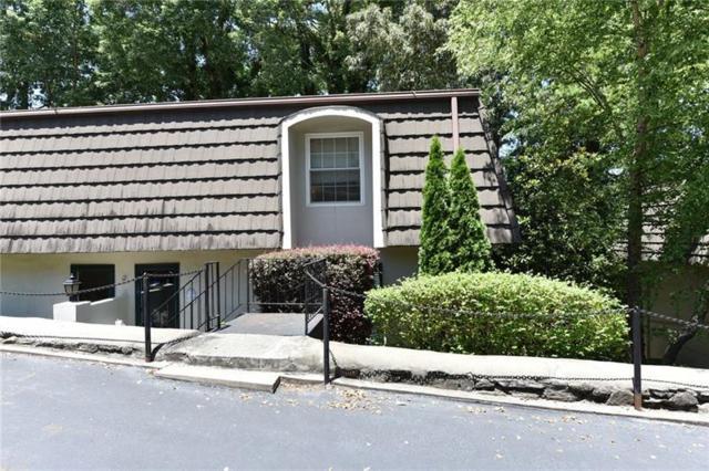 725 Dalrymple Road 6D, Sandy Springs, GA 30328 (MLS #6030869) :: Carr Real Estate Experts