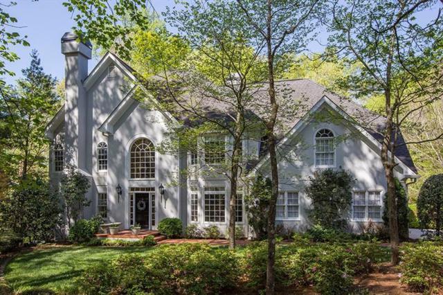 100 Connemara Road, Roswell, GA 30075 (MLS #6030884) :: RE/MAX Paramount Properties