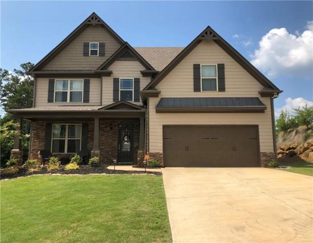 443 Riverwalk Manor Drive, Dallas, GA 30132 (MLS #6030897) :: Kennesaw Life Real Estate