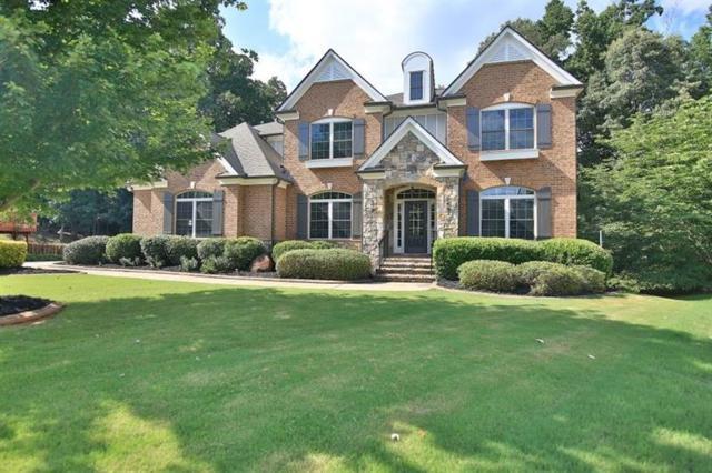 3906 Nemours Trail NW, Kennesaw, GA 30152 (MLS #6031023) :: RE/MAX Paramount Properties