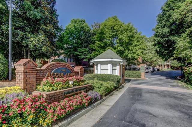 7500 Roswell Road #72, Sandy Springs, GA 30350 (MLS #6031030) :: Carr Real Estate Experts