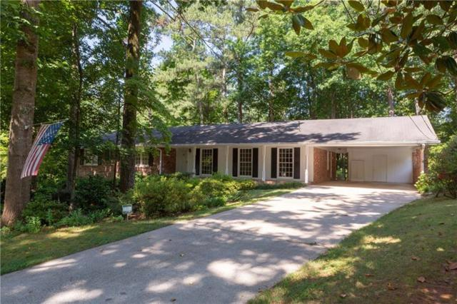 7270 Selkirk Drive, Atlanta, GA 30328 (MLS #6031058) :: The Cowan Connection Team