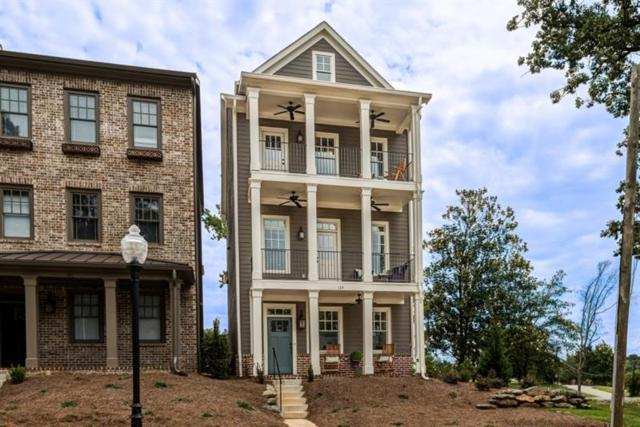 120 Parkside West Court, Norcross, GA 30071 (MLS #6031064) :: The Cowan Connection Team