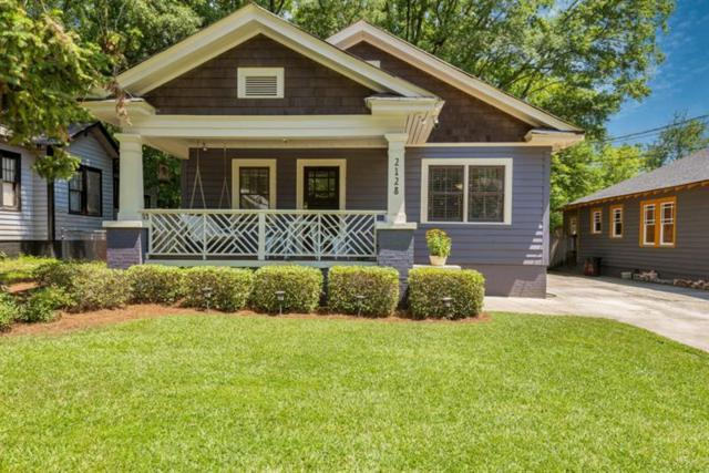 2128 Ridgedale Road NE, Atlanta, GA 30317 (MLS #6031084) :: North Atlanta Home Team