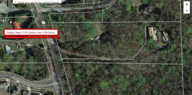 1110 Canton Highway, Cumming, GA 30040 (MLS #6031113) :: RE/MAX Paramount Properties