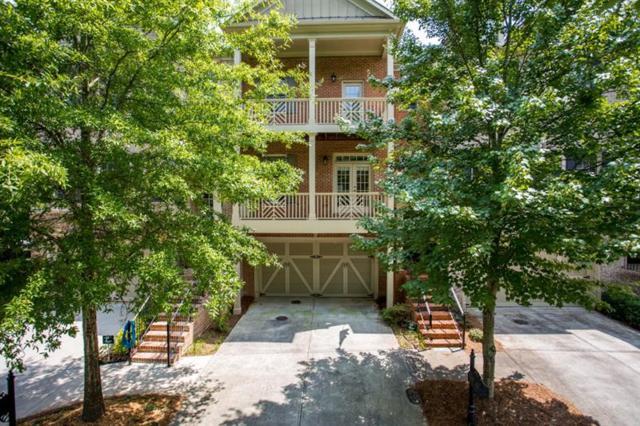 3042 Gaston Circle SE #5, Marietta, GA 30067 (MLS #6031170) :: RE/MAX Paramount Properties