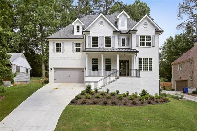 2939 Parkridge Drive NE, Brookhaven, GA 30319 (MLS #6031177) :: North Atlanta Home Team