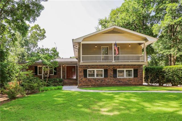 1521 Summerford Court, Dunwoody, GA 30338 (MLS #6031292) :: Buy Sell Live Atlanta