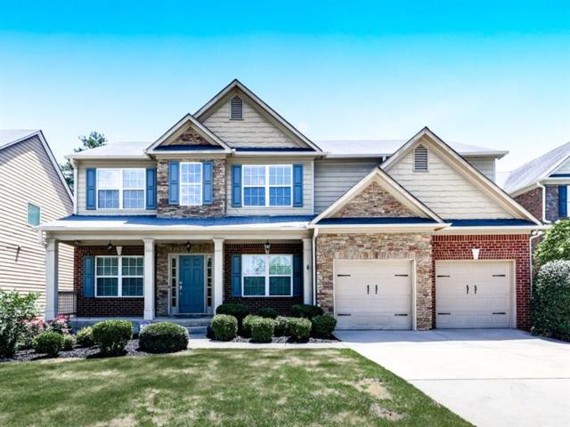 301 Hamilton Way, Canton, GA 30115 (MLS #6031325) :: Carr Real Estate Experts