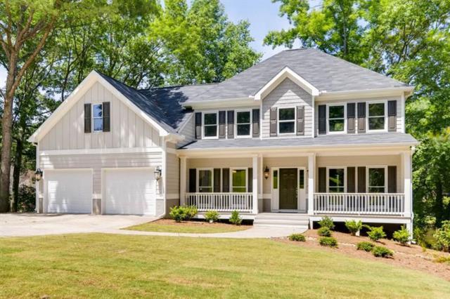 3207 Wicks Lake Drive, Marietta, GA 30062 (MLS #6031410) :: Carr Real Estate Experts
