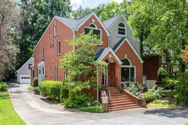 1145 Goodwin Road NE, Atlanta, GA 30324 (MLS #6031500) :: Good Living Real Estate