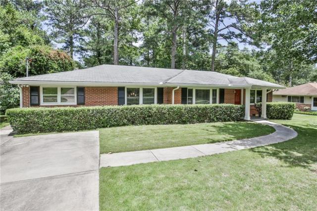 1845 Briarlake Circle, Decatur, GA 30033 (MLS #6031547) :: RE/MAX Paramount Properties