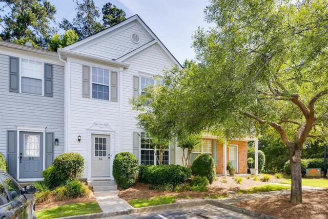 13300 Morris Road #36, Alpharetta, GA 30004 (MLS #6031569) :: North Atlanta Home Team