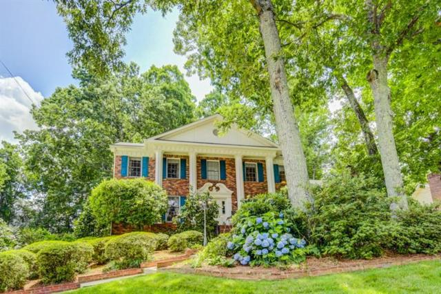 3778 Allenhurst Drive, Peachtree Corners, GA 30092 (MLS #6031668) :: Buy Sell Live Atlanta
