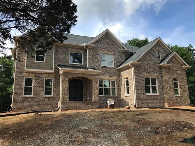 2437 Hembree Drive, Marietta, GA 30062 (MLS #6031700) :: Carr Real Estate Experts