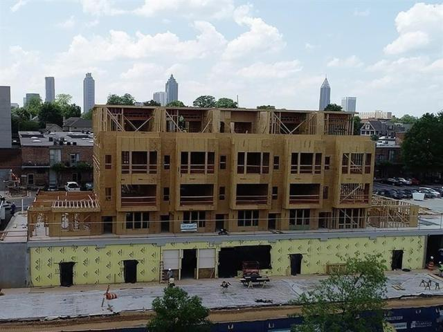 661 Auburn Avenue #9, Atlanta, GA 30312 (MLS #6031760) :: North Atlanta Home Team