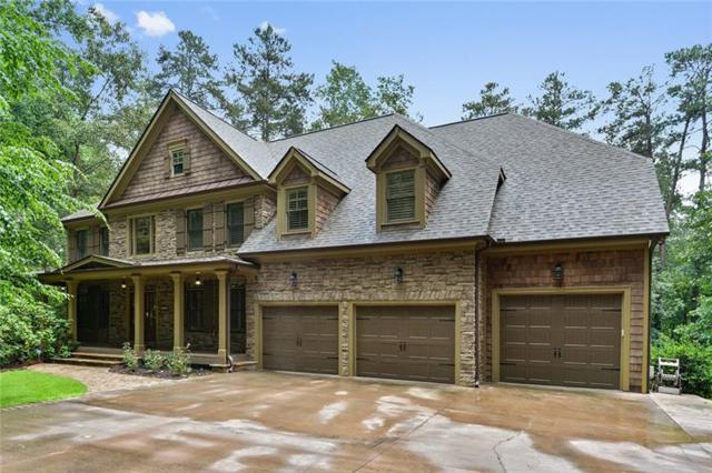 826 Old Mountain Road NW, Kennesaw, GA 30152 (MLS #6031764) :: Kennesaw Life Real Estate