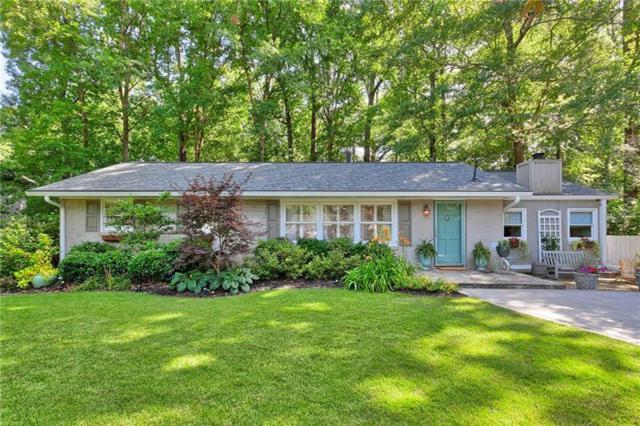 1445 Cheshire Way NE, Brookhaven, GA 30319 (MLS #6031782) :: Good Living Real Estate