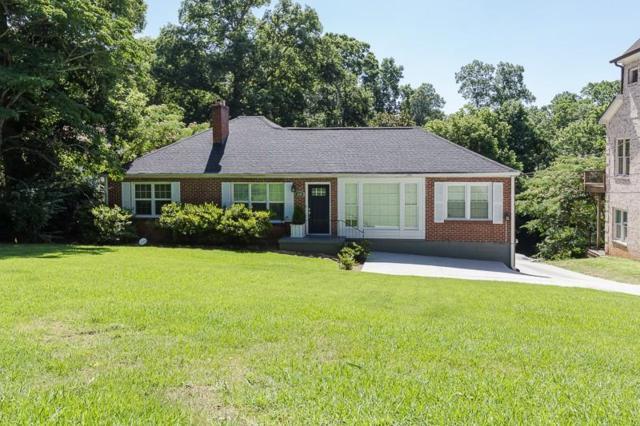 1690 N Druid Hills Road NE, Brookhaven, GA 30319 (MLS #6031784) :: North Atlanta Home Team