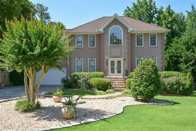 4292 Country Garden Walk NW, Kennesaw, GA 30152 (MLS #6031817) :: The Bolt Group
