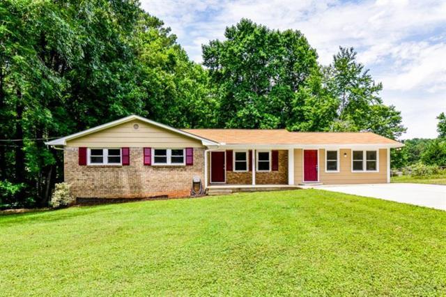 4501 Timrose Road NW, Kennesaw, GA 30144 (MLS #6031937) :: Kennesaw Life Real Estate