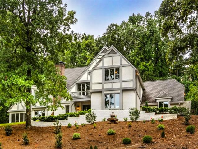 5755 Heards Forest Drive, Atlanta, GA 30328 (MLS #6031982) :: Dillard and Company Realty Group