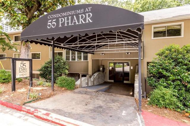 55 Pharr Court NW F302, Atlanta, GA 30305 (MLS #6032034) :: RE/MAX Paramount Properties