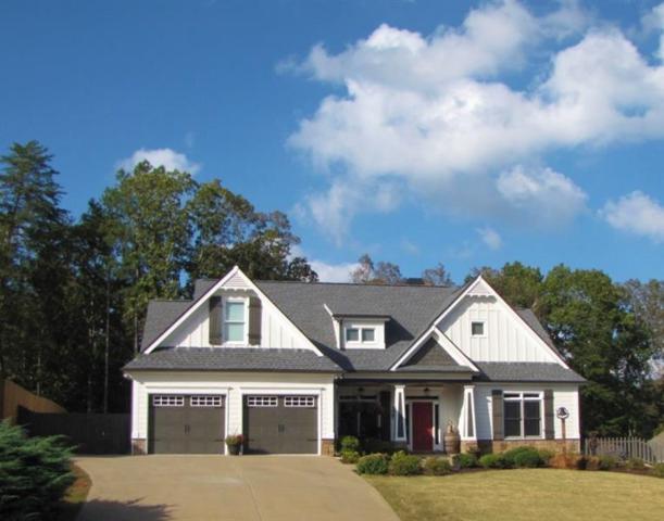 128 N Mountain Brooke Drive, Ball Ground, GA 30107 (MLS #6032085) :: North Atlanta Home Team