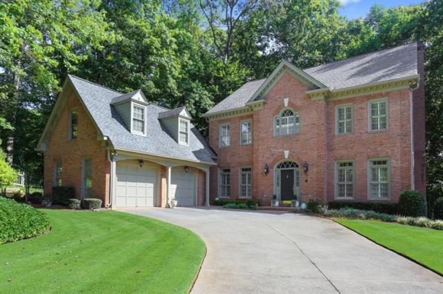 1064 Brookhaven Lane, Brookhaven, GA 30319 (MLS #6032115) :: Dillard and Company Realty Group