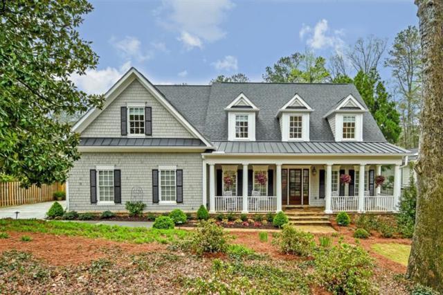 110 Forrest Lake Drive NW, Atlanta, GA 30327 (MLS #6032132) :: Dillard and Company Realty Group