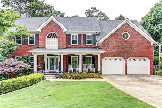 1348 Fallsbrook Drive NW, Acworth, GA 30101 (MLS #6032135) :: North Atlanta Home Team