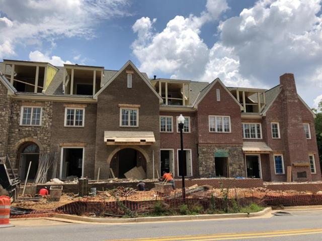 115 Lily Garden Place #17, Alpharetta, GA 30009 (MLS #6032156) :: Dillard and Company Realty Group