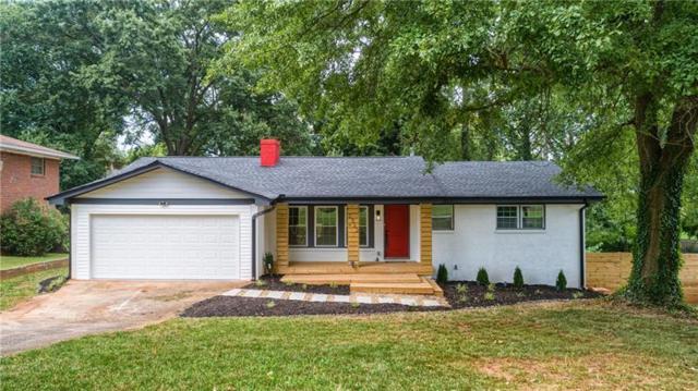 2922 Lynda Place, Decatur, GA 30032 (MLS #6032227) :: North Atlanta Home Team