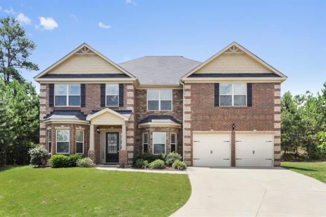 880 Belmar Pass, Fairburn, GA 30213 (MLS #6032240) :: Good Living Real Estate