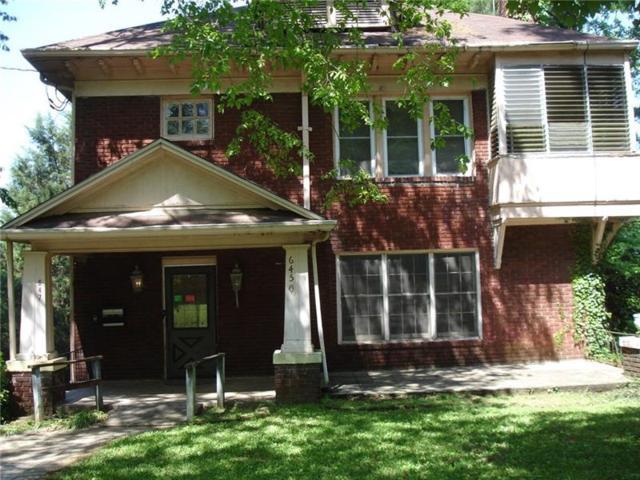 647 Atwood Street SW, Atlanta, GA 30310 (MLS #6032243) :: The Cowan Connection Team