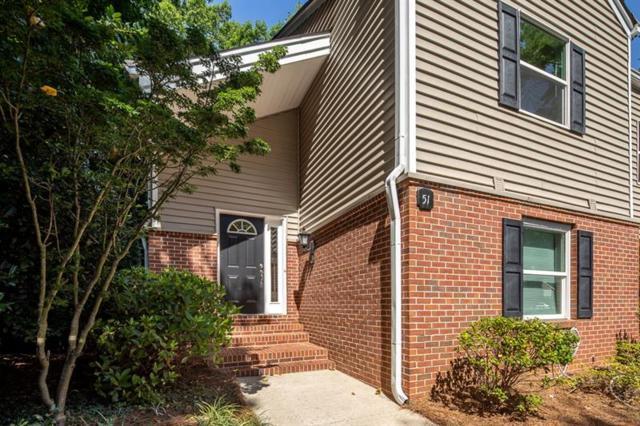 51 Dunwoody Springs Drive, Sandy Springs, GA 30328 (MLS #6032245) :: Dillard and Company Realty Group