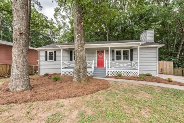 1731 Silver Leaf Court SW, Marietta, GA 30008 (MLS #6032279) :: Kennesaw Life Real Estate